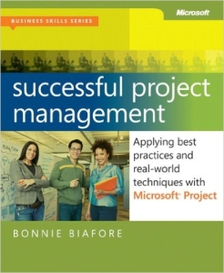 Successful Project Management, Bonnie Biafore (my essay)