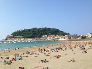 San Sebastian, Basque Country. Photo by Marcos Mateo Merino.