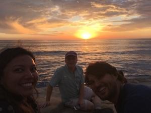 Jeff Furman (middle) at PMINAC 2016, San Diego (w. Leizel Vergara and Juan Pablo)