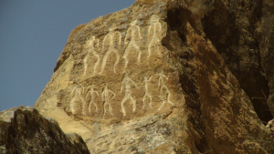 Petroglyphs from ancient Azerbaijan