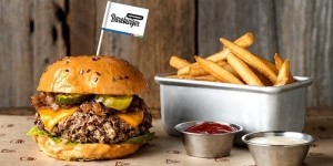 The Impossible Burger! (ISSP NYC)
